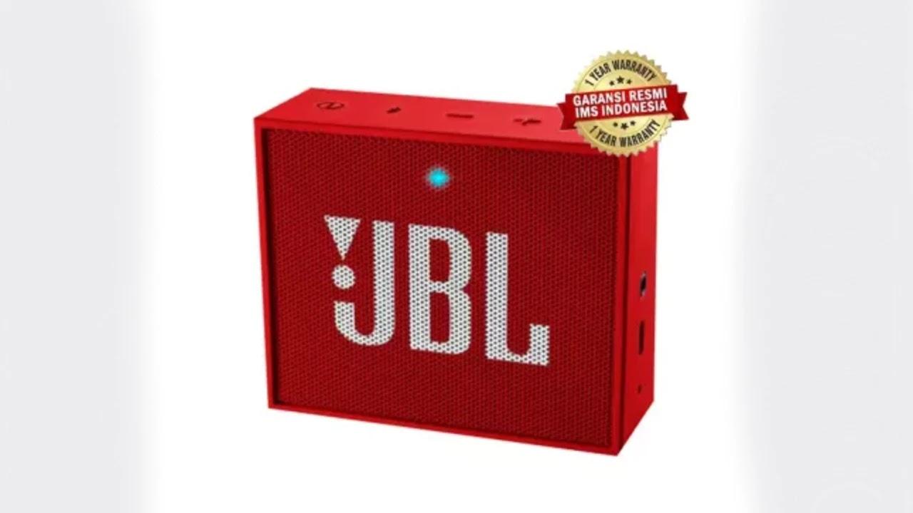 Garansi dari JBL Go