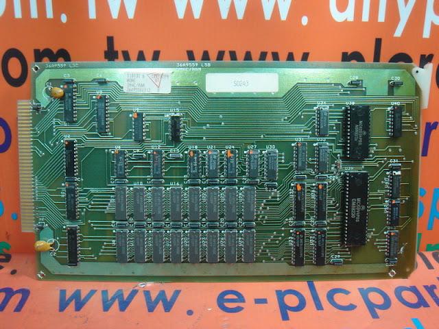 FISHER ROSEMOUNT 36A9558X012 DMAC / RAM