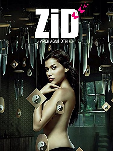 Poster of Zid 2014 Full Movie 720p HDRip Hindi x264 Download