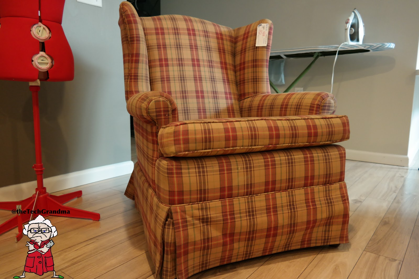 Should I Buy New Furniture For The Upstairs And Move The Old Stuff  Downstairs? When I Looked At The Cost Of New Furniture, I Felt Queasy.