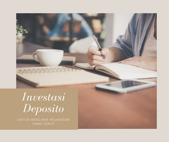 Cara apply deposito secara online -susindra