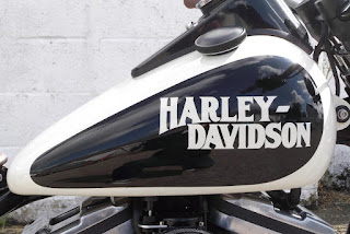 harley davidson wl sportster black and white engine