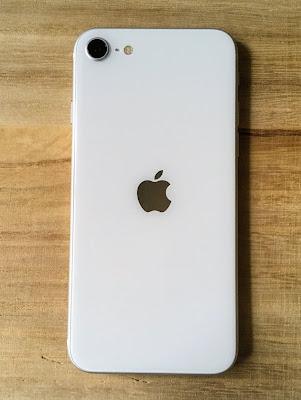 iPhone SE2 (シムフリー ホワイト)