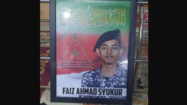 Sosok Alm. Faiz Ahmad, Pemuda yang Lemah Lembut, Bersuara Merdu, Selalu Baca Alquran Setiap Subuh