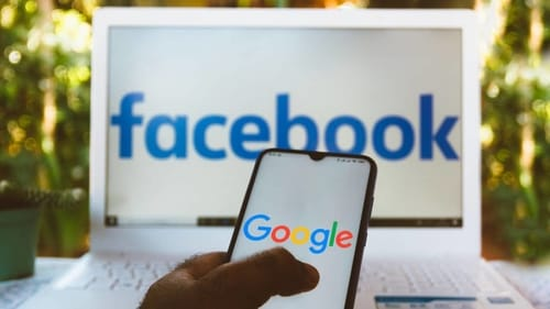 Google and Facebook are working together against antitrust measures