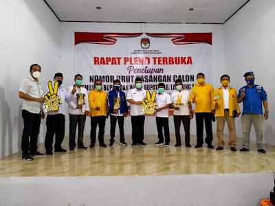 Pilkada Lampung Selatan: Tony-Antoni Nomor Urut 2
