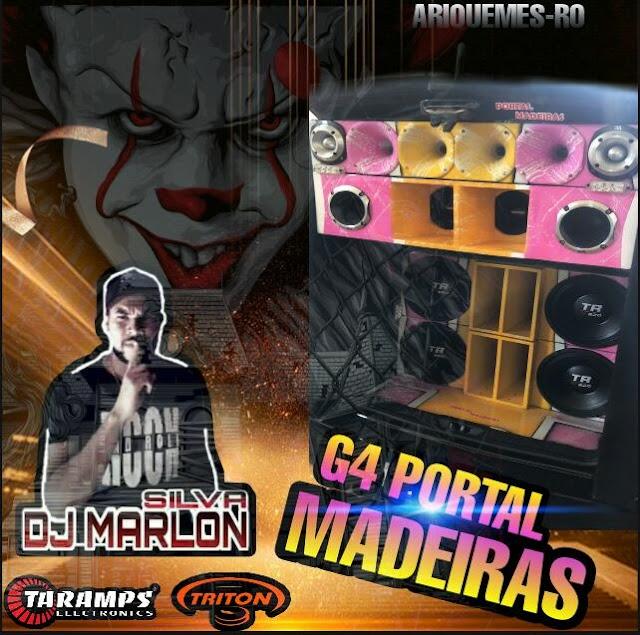 CD G4 PORTAL MADEIRAS - DJ MARLON SILVA