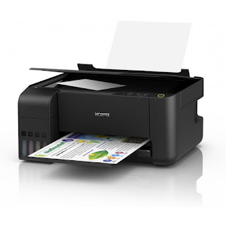 EPSON L3110 Brief Printer Review
