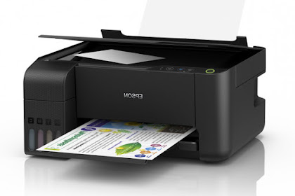 EPSON L3110 Brief Printer Review