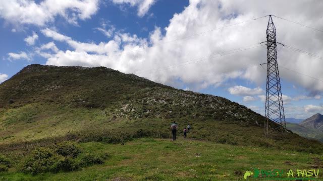 Base del Pico Matacaleao