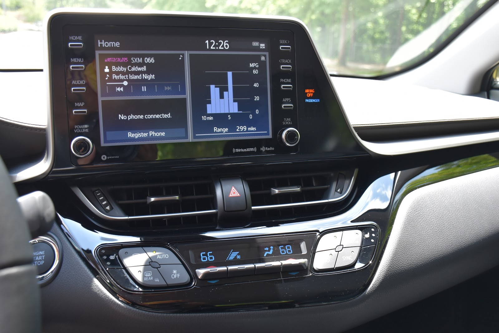 2020 Toyota C-HR Limited 8' Touch Screen