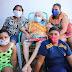 Paciente com 108 anos se recupera de Covid-19 e recebe alta do Hospital Metropolitano de Alagoas