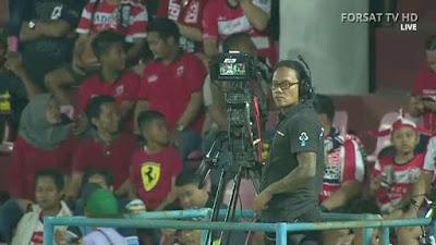 sejak 2016 kameramen liga 1 indonesia