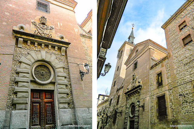 Madri, Igreja de San Ginés