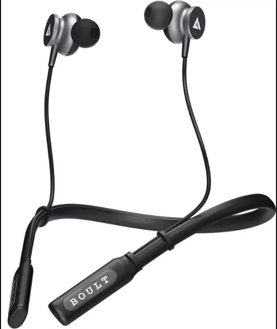 60% Off On Boult Audio ProBass Curve Neckband Bluetooth Headset with Mic