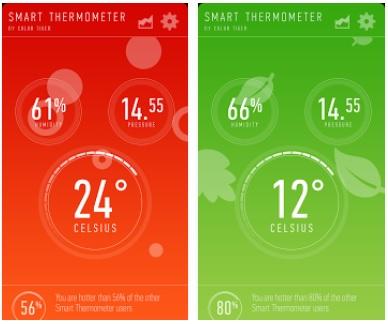 Smart Thermometer Pro v3.0.2 apk