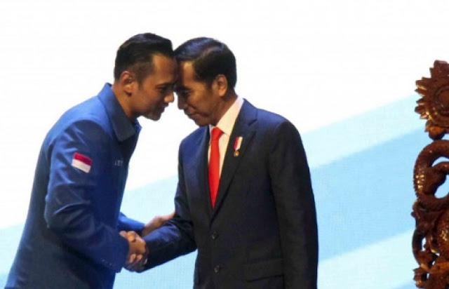 Jokowi telah baca surat soal kudeta Demokrat, begini responsnya
