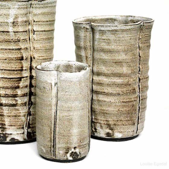 Louise Egedal, keramik