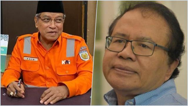 Rizal Ramli Sentil Komut KAI yang Tak Masalah Jokowi 3 Periode: Makin Lama Makin Ngasal