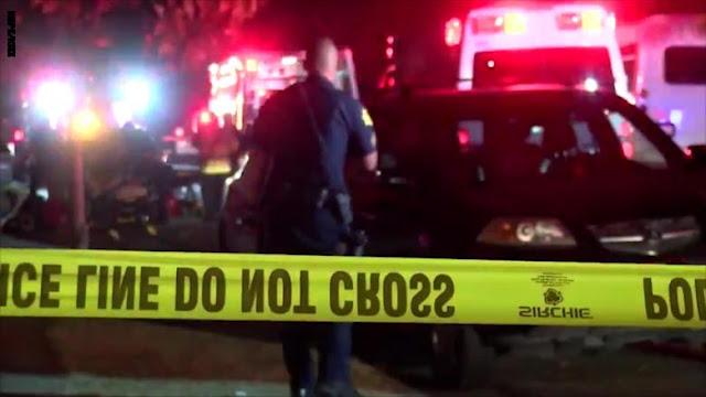 4 قتلى و6 جرحي بعملية إطلاق نار خلال حفل خاص في منزل بكاليفورنيا