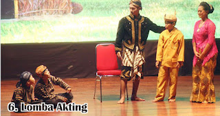 Lomba Akting merupakan salah satu ide lomba 17an seru dan edukatif untuk anak
