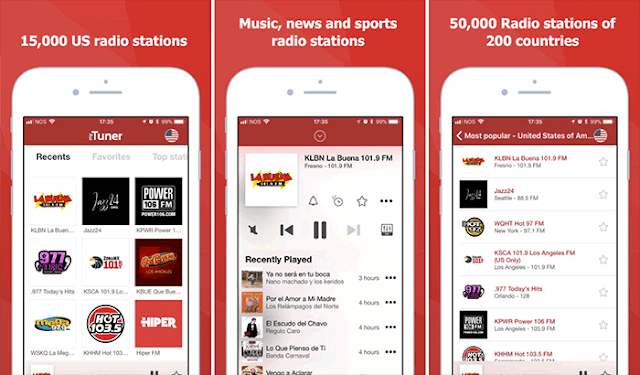 biggest radio app for android
