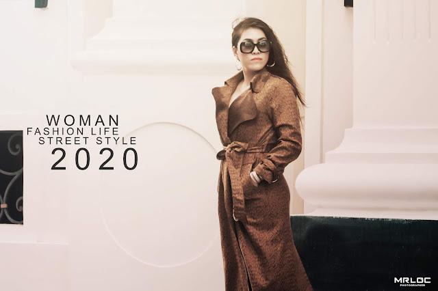 Woman - Fashion Life - Street Style 2020