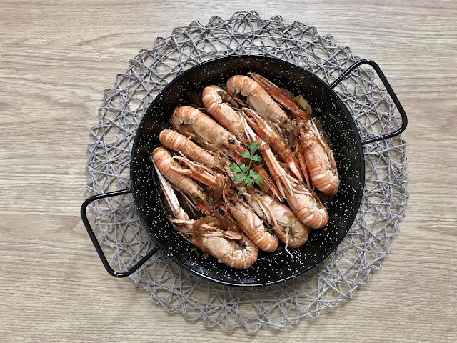 Cómo cocinar CIGALAS ENCEBOLLADAS al BRANDY ¡El Aperitivo más rico y fácil!