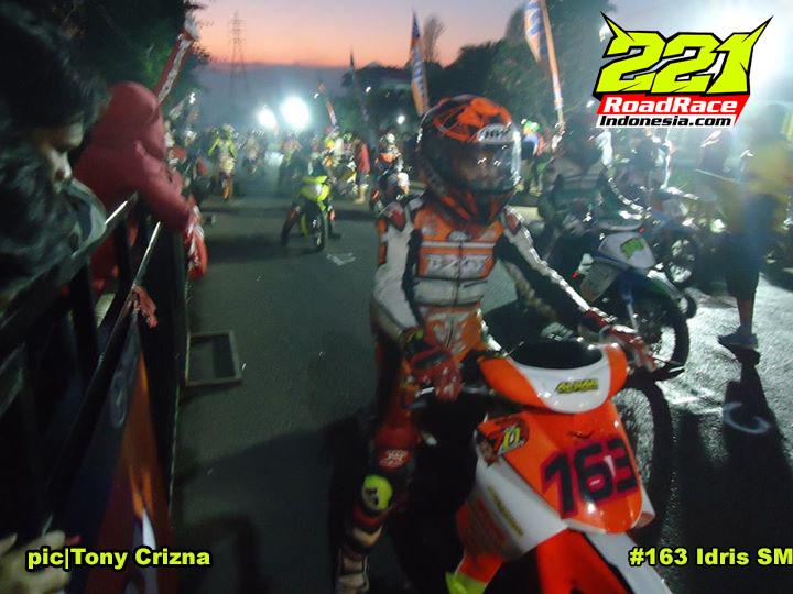 Night Race Kota Wisata Batu 2015, Balap Malam Hari Sampai Jelang Terbit Matahari