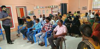 विद्यालय खुलने की तैयारियों को लेकर अभिभावकों के साथ बैठक सम्पन्न  | #NayaSaberaNetwork