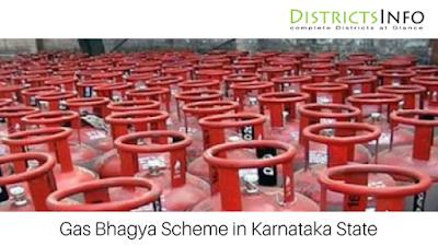 Gas Bhagya Scheme in Karnataka State