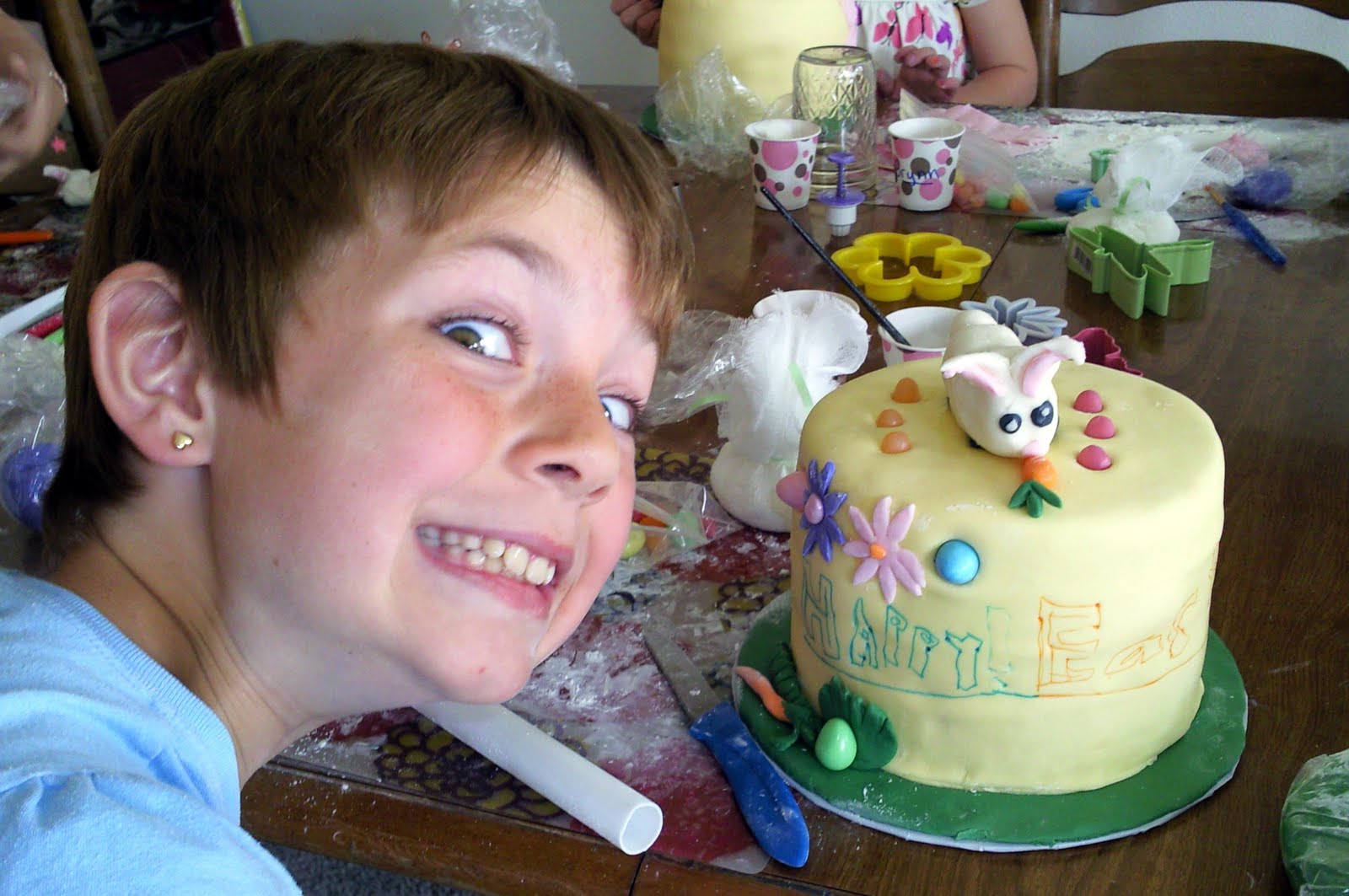 Sweet Mimsy Kids Cake Decorating Classes