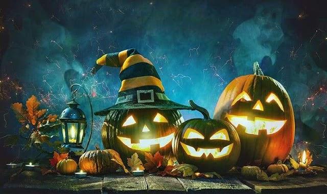 HallowQuiz: Quiz especial de Halloween ?
