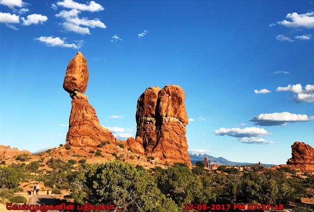 Utah Balanced Rock