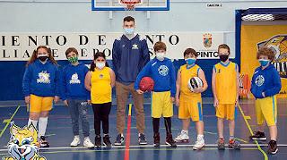 Baloncesto Aranjuez Villa