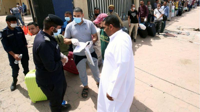 مصر تقيل مسؤولا كبيرا على خلفية تصريحات مسيئة لدولة الكويت