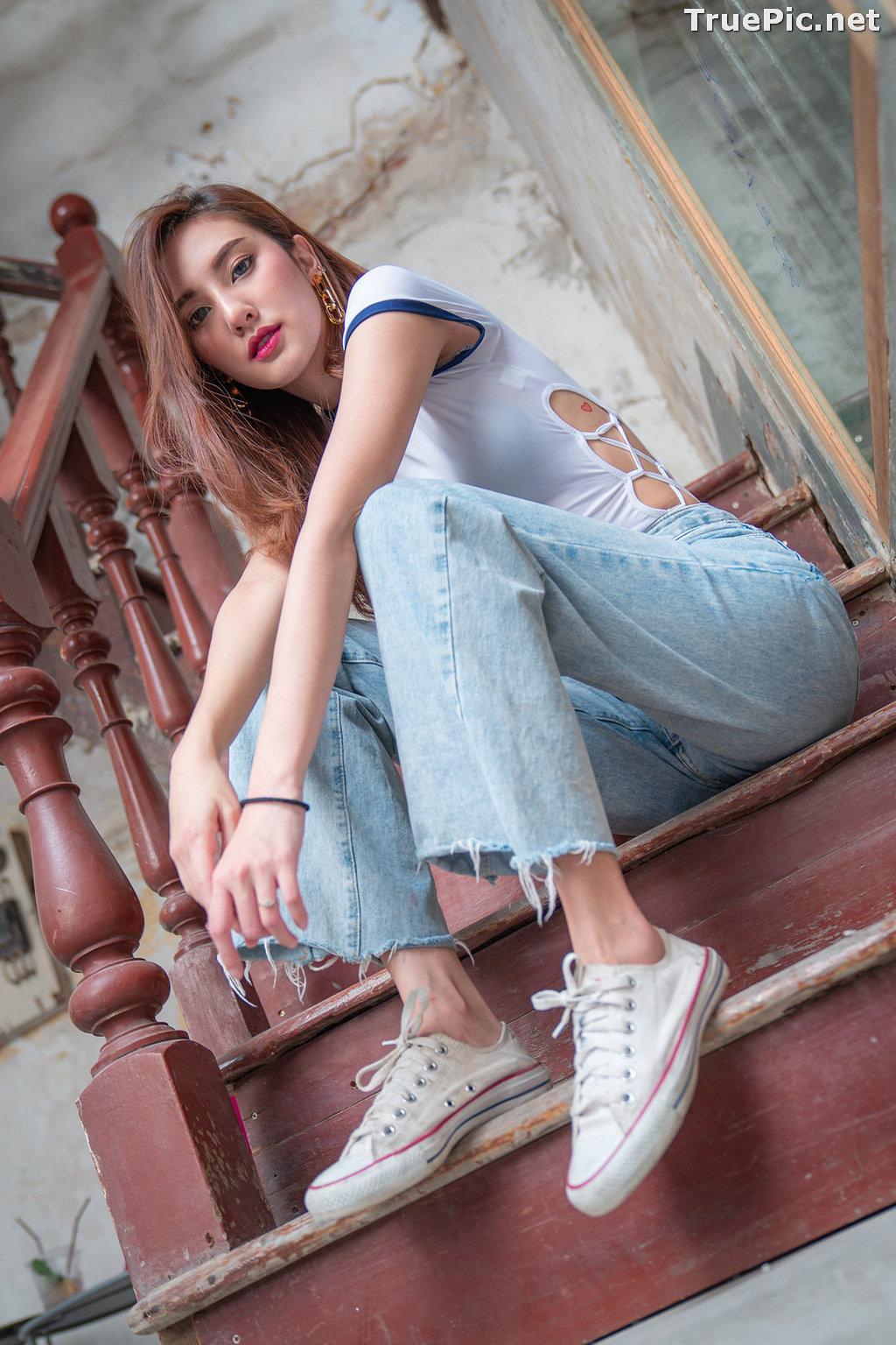 Image Thailand Model - Mynn Sriratampai (Mynn) - Beautiful Picture 2021 Collection - TruePic.net - Picture-46