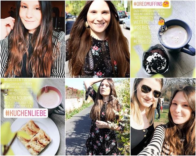 Monatsrückblick Blogger, Erlebt Gesehen Gebloggt, Monatsrückblick März, Insta Rückblick