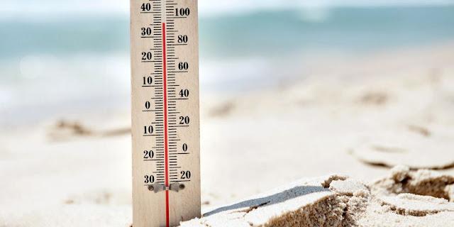 Στα ύψη η θερμοκρασία στην Αργολίδα το Σαββατοκύριακο