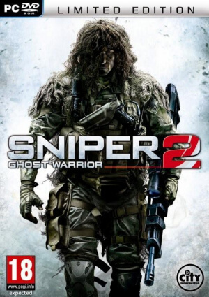 تحميل لعبة Sniper Ghost Warrior 2