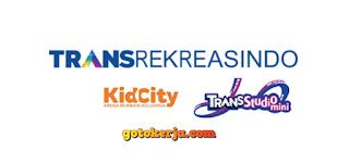 Lowongan Kerja PT Trans Rekreasindo