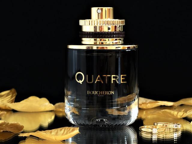 Boucheron Quatre Absolu de Nuit avis, top 10 parfums femme automne hiver, meilleur parfum femme 2019