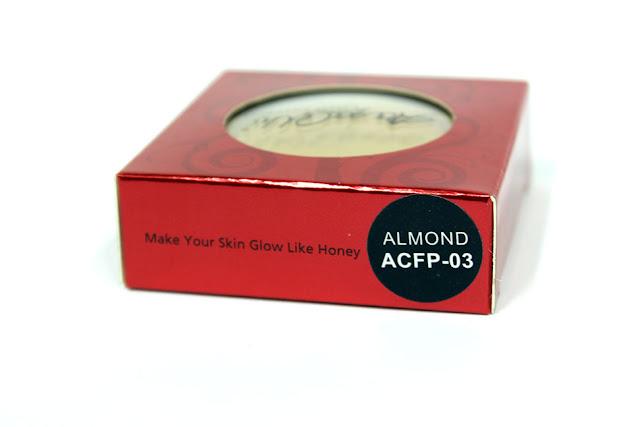 ATIQA ODHO COSMETICS FACE POWDER in ALMOND