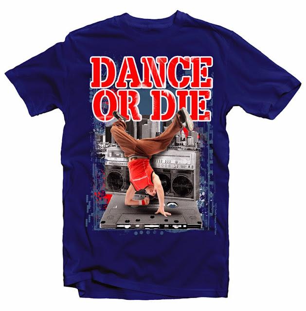 dance tshirt design