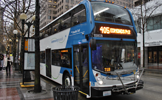 Bus Sarana Transportasi Mengurangi Kemacetan