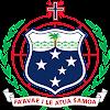 Logo Gambar Lambang Simbol Negara Samoa PNG JPG ukuran 100 px
