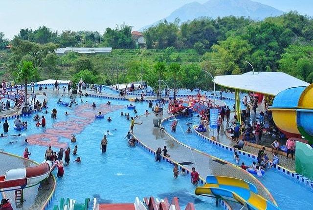 lokasi parimas waterpark pacet mojokerto