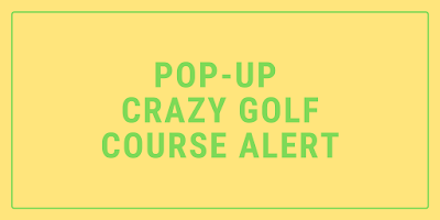 Lincoln city centre will be home to a pop-up Crazy Golf course this summer as Cornhill Cove opens in Lincoln's Cornhill this month