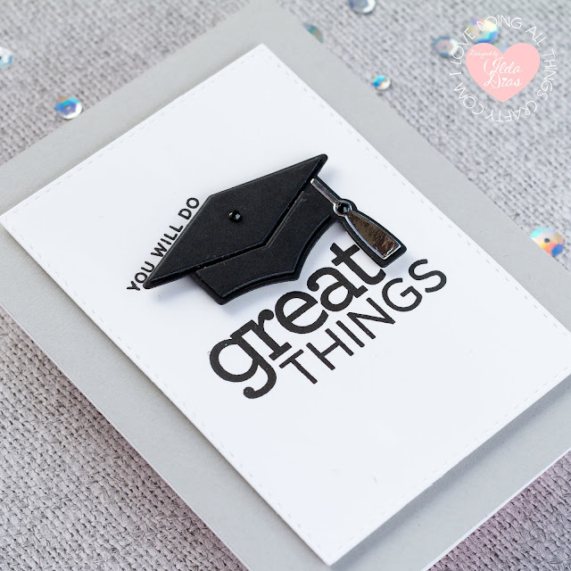 Graduation Cards | Simon Says Stamp | Sunny Days Ahead Release