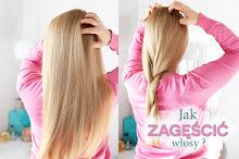 Jak szybko zagęścić i zapuścić włosy?